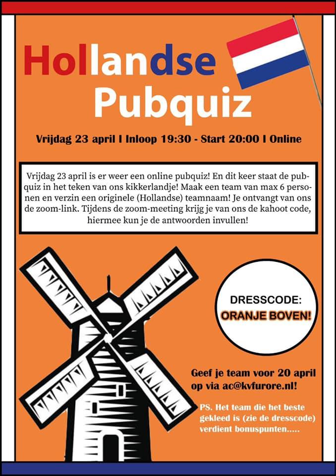 Hollandse Pubquiz