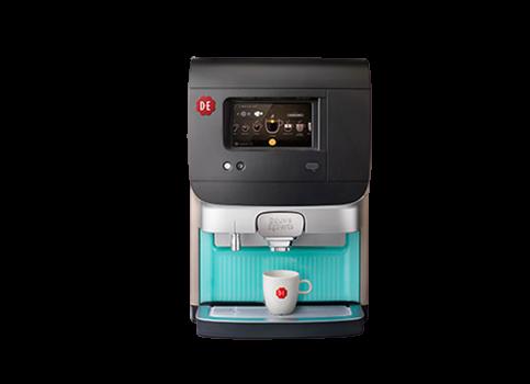 Nieuwe koffiemachine!